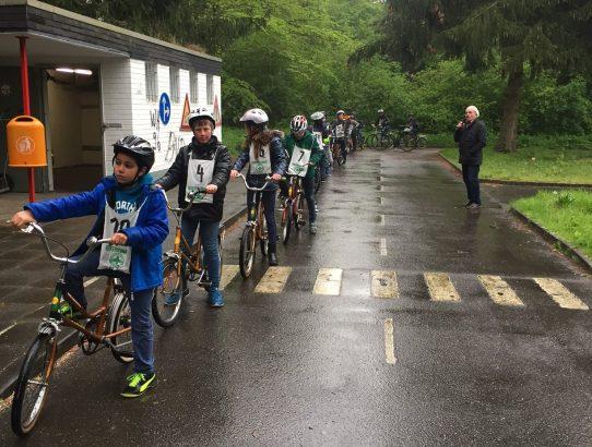 Fahrradprüfung 2017